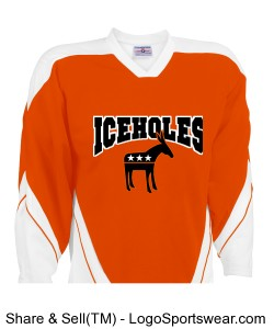 Adult Breakaway Hockey Jersey With Incline Design Design Zoom